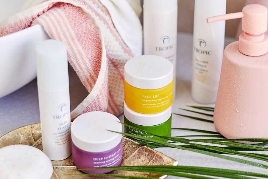 Tropic ABC Skincare Demo