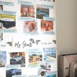 Creating a Vision Board: Setting Your Sat Nav for Success