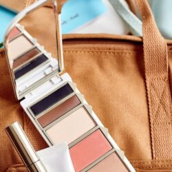 Quick and easy make up for busy Mums with the Tropic Make Up Palette